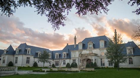 luxury preston hollow estate  dallas strait lane hits