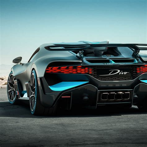 The bugatti divo is actually slower than the 420km/h chiron it's derived from? Fabuloussavers Wallpaper, Bugatti Divo, Supercar, Hypercar, Road, Top, Speed, Car, 4k, hd