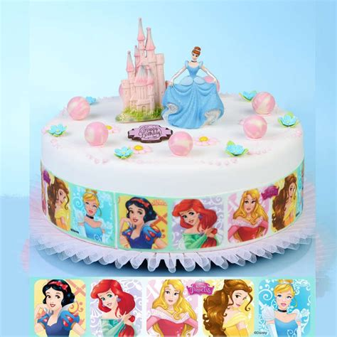 decoration gateau princesse