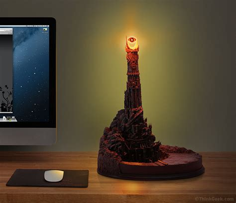 Eye Of Sauron Desk L by Eye Of Sauron Desk L
