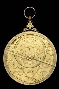 Astrolabe image report (inventory number 53966)