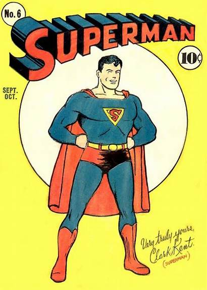 Superman Comic 1st Superhero Unique Books 1939
