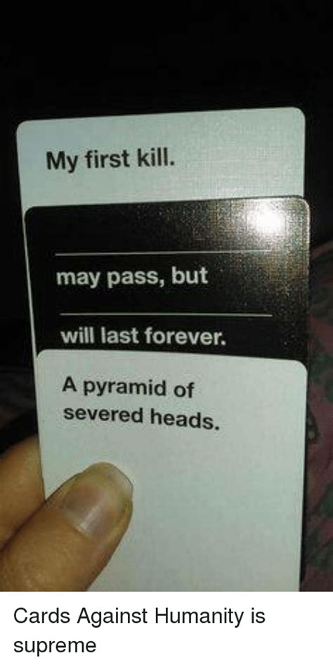 Cards Against Humanity Memes - funny supreme memes of 2017 on sizzle dank