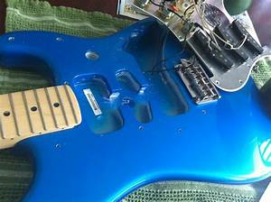 Wiring Mod Used By Eric Johnson For Stratocaster