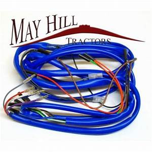 Ford 3000  4000 Tractor Wiring Loom For Rear Lights