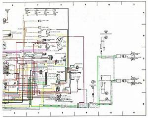 17  76 Jeep Cherokee Engine Wiring Diagram