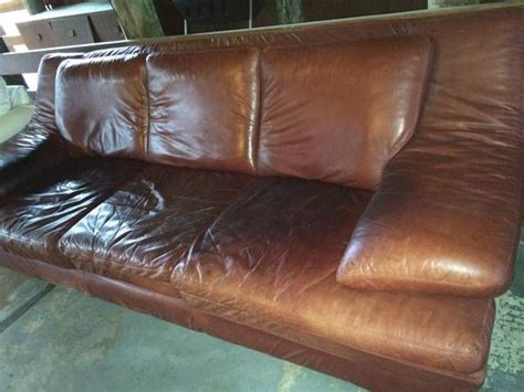 leather brown 100 woodside craigslist