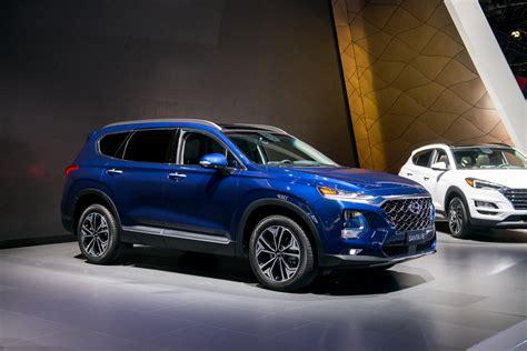 New Hyundai Santa Fe 2020 by 2020 Hyundai Santa Fe Photos Greene Csb