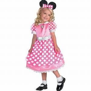 Deguisement Haut De Gamme : costume de minnie mouse clubhouse rose haut de gamme pour fille 1 2 ans d guisement enfant ~ Melissatoandfro.com Idées de Décoration