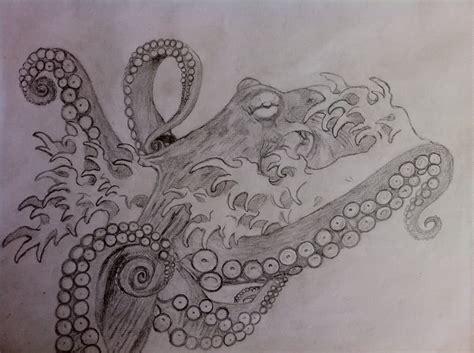 kraken ship tattoos