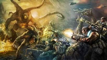 Gears War Judgement Judgment Epic Windows Games
