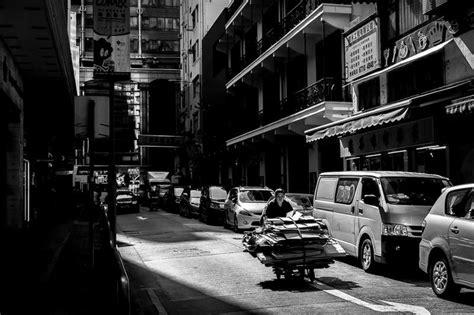 black  white street photography  bart rozalski