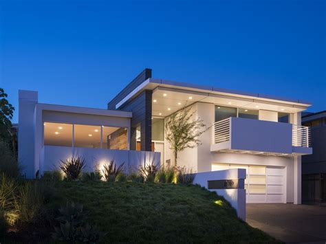 House With A by Beautiful Modern House In Malibu With View Minutes