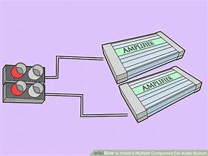 Car Audio Wiring Diagrams For Multiple Amps
