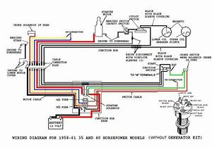 1989 Force 35hp Wiring Diagram