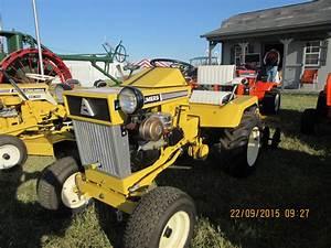 Toro Garden Tractor Tiller