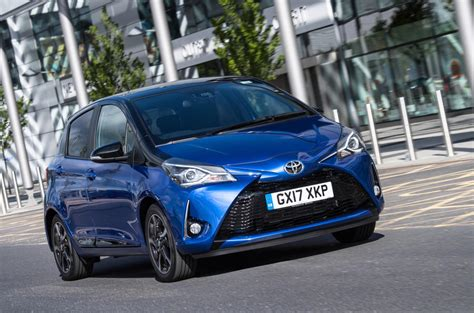 toyota yaris review  autocar