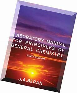 Download Laboratory Manual For Principles Of General