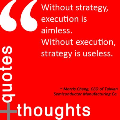 strategy  execution business quotesju