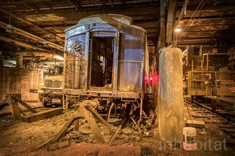 Inhabitat Tours The Secret Train Platform Used By Fdr Below The Waldorf Astoria  Inhabitat New