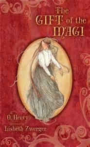 a little belated for christmas quot the gift of the magi quot by o henry classic short story logos