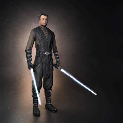 Star Wars Jedi Jedi By Robin 197 Hlund 3d Artist