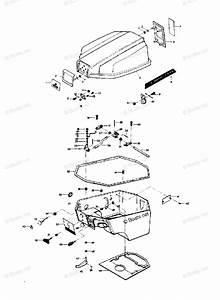 Mercury Chrysler Outboard Parts By Hp  U0026 Model 8hp Oem