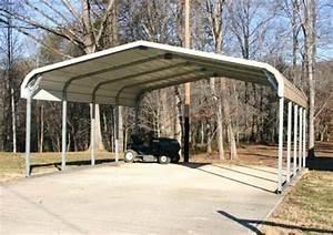 2039 X 2139 X 839 Steel Carport Garage Storage Building
