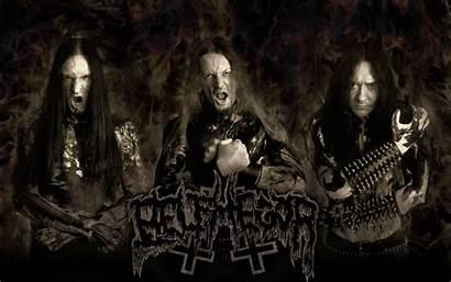 Metal Death Wallpapers Band Desktop Dark