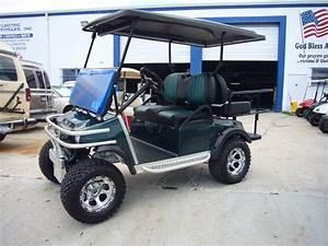 Ezgo Electric Golf Cart Motor Upgrades