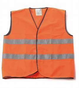 Gilet Fluo Orange : gilet orange fluo satexo sacobel ~ Medecine-chirurgie-esthetiques.com Avis de Voitures