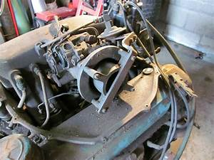 Pontiac 1958 Fuel Injected Engine Complete 1958 Pontiac
