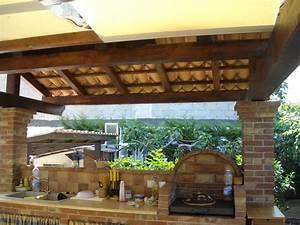 Mobili Per Cucina Esterna ~ Design casa creativa e mobili