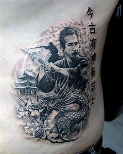40 Samurai Warrior Tattoo Designs For Men And Women ...