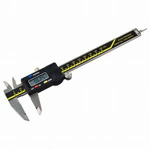 Rolson 50939 Digital Vernier Caliper