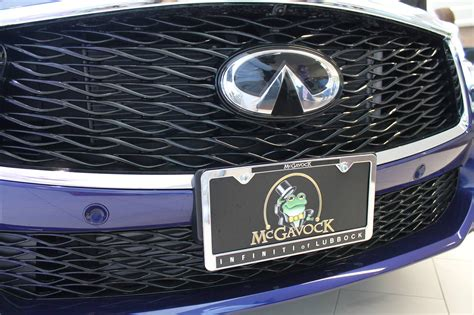 mcgavocks infiniti dealership opens  lubbock news