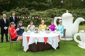 'Tea Time' at the Ricoh Women's British Open | Ladies ...