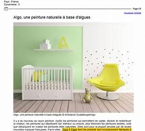 Maison A Part : pure and paint pr sent par maison part peinture ~ Voncanada.com Idées de Décoration