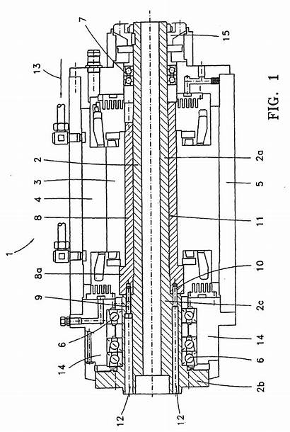 Spindle Lathe Drawing Patents Patent Headstock