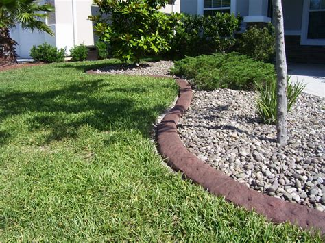 concrete lawn edging best concrete edging in jacksonville