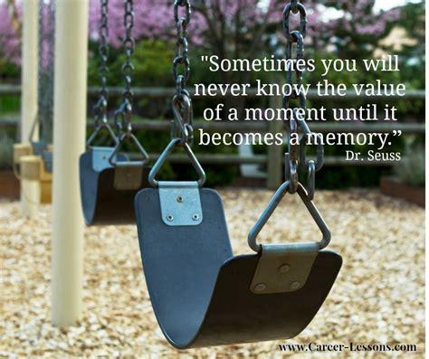 You Swing by Swing Quote Quotes Vestibular Activities Yard Swing