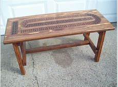 Cribbage Board Coffee Table Roy Home Design