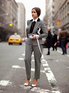 Look Chic Femme : 1001 looks tendance en tailleur femme chic ~ Melissatoandfro.com Idées de Décoration