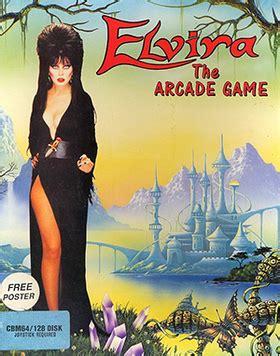 Gamis Elvira Florania elvira the arcade