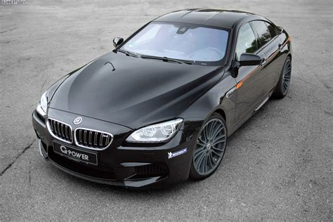 Bmw M6 Gran Coupe By G Power Car Wallpapers
