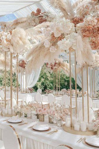Fresh Ideas And Wedding Trends 2020 Amazing wedding