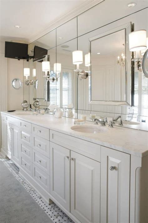 Bathroom Mirror Sconces by Large Bathroom Mirror For Vanity For Better Vision