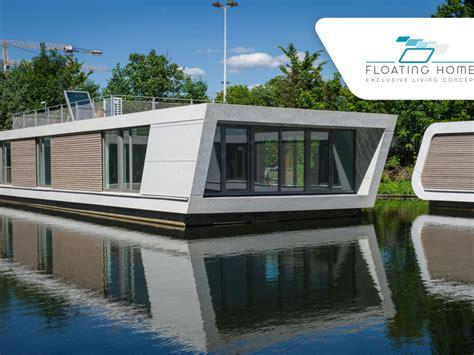 Haus Kaufen Hamburg Mit Grundstück by Floating Homes Schwimmendes Haus In Hamburg Leben Auf