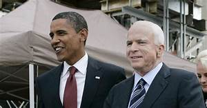 McCain Will Lie In State At Capitol; Barack Obama, George ...