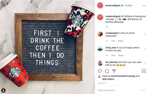 Download 29 coffee captions stock illustrations, vectors & clipart for free or amazingly low rates! instagram_captions_coffee   Attention Getting Marketing   Online Marketing Blog